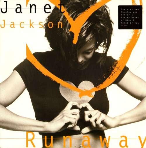Janet-Jackson-Runaway-12-034-Vinyl-Schallplatte-102269