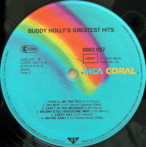 Buddy-Holly-Greatest-Hits-LP-Comp-Vinyl-Schallplatte-108352