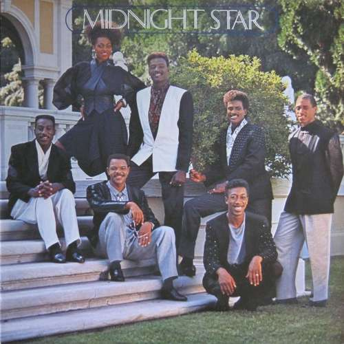 Midnight Star - Midnight Star (LP, Album) Vinyl Schallplatte - 114858