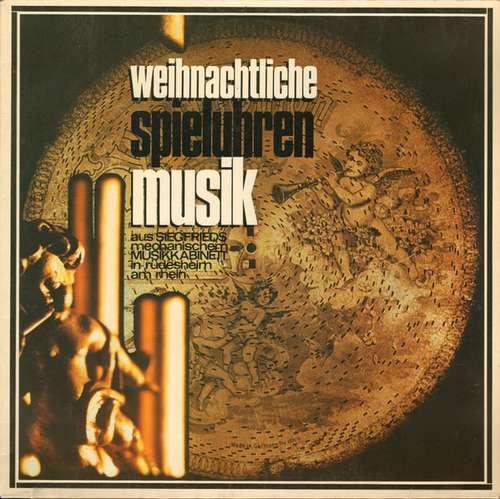 No-Artist-Weihnachtliche-Spieluhren-Musik-LP-Vinyl-Schallplatte-122179