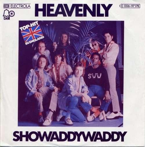 Showaddywaddy-Heavenly-7-034-Single-Inj-Vinyl-Schallplatte-13878