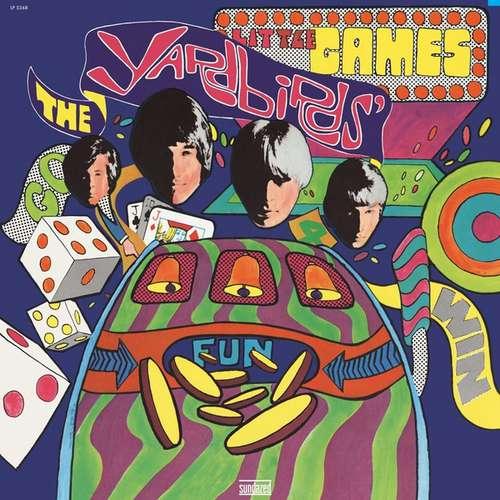 The Yardbirds - Little Games (LP, Album, RE, RM,  Vinyl Schallplatte - 99741
