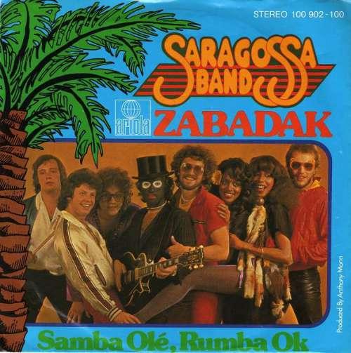 Saragossa-Band-Zabadak-7-034-Single-Vinyl-Schallplatte-16437