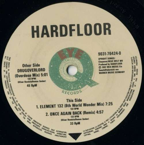 Hardfloor-Drugoverlord-12-034-Vinyl-Schallplatte-97664