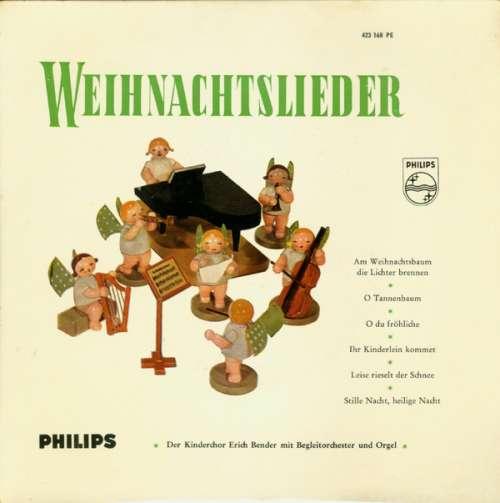 Der-Bendersche-Kinderchor-Weihnachtslieder-7-034-Vinyl-Schallplatte-9783