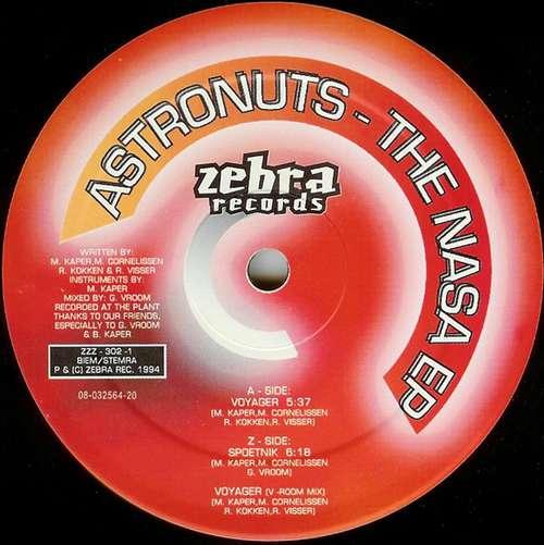 Astronuts-The-Nasa-EP-12-034-EP-Vinyl-Schallplatte-100277