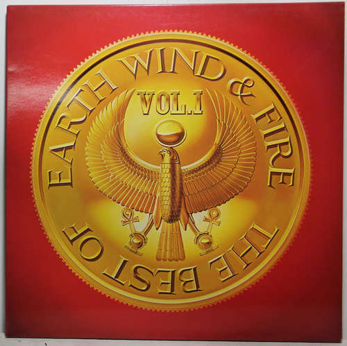 Earth, Wind & Fire - The Best Of Earth, Wind & F Vinyl Schallplatte - 147046