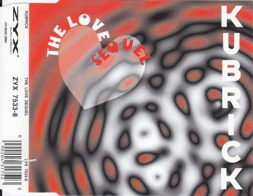 Kubrick - The Love Sequel (CD, Maxi) CD - 3897
