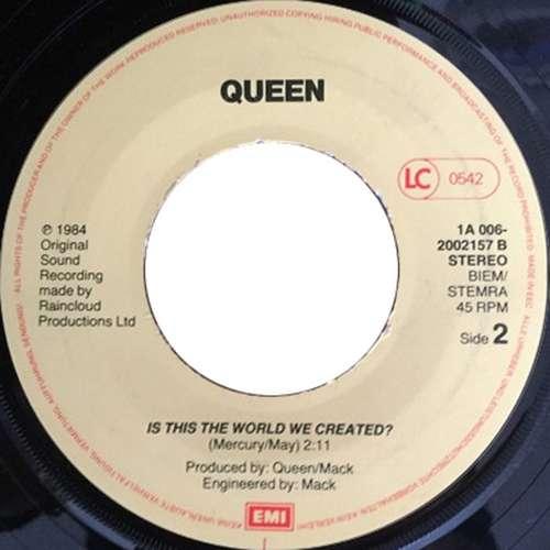 Queen-It-039-s-A-Hard-Life-7-034-Single-Vinyl-Schallplatte-28875